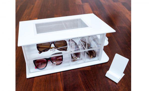 "Große Brillenbox ""MALIBU"""